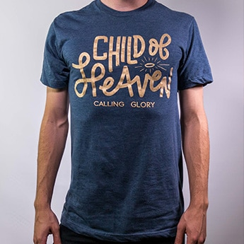 Child-of-Heaven-T-Shirt-Calling-Glory